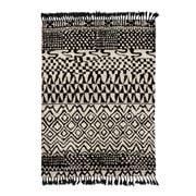 Brink & Campman - Arabiska MarakeshBlack Wool Rug 230x170cm