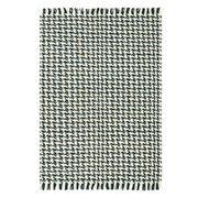 Brink & Campman - Atelier Houndstooth Wool Rug 200x140cm