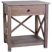Canvas & Sasson - Atticus Bedside Table