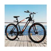 Active Sports - VECOCRAFT 27.5 Electric Bike eBike Black