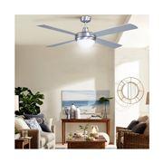 Admiradora Fans - Ceiling Fan with Light Silver