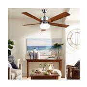 Admiradora Fans - Ceiling Fan w/Light Wall Control