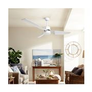 Admiradora Fans - Ceiling Fan With LED Light White