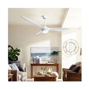 Admiradora Fans - Ceiling Fan With Light Remote 1300mm