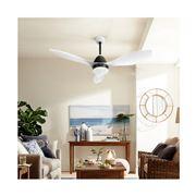 Admiradora Fans - Ceiling Fan Light Remote Control White
