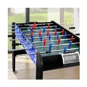 Gameplay  - 4FT Soccer Table Foosball Football Game