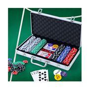 Gameplay  - Poker Chip Set 300PC Chips TEXAS HOLD'EM
