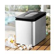 Kuzina Appliances - Ice Maker Portable Ice Makers Silver