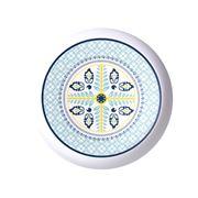 Ladelle - Positano Tile Melamine Round Platter
