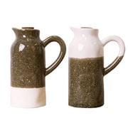 Ladelle - Sanctuary Reactive Oil & Vinegar Set 2pce