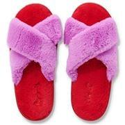 Kip & Co - Raspberry Bubble Adult Slippers 37/38