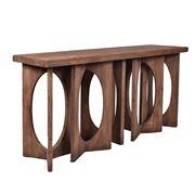 Alianza - Bleached Elm Hall Table