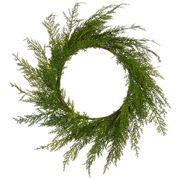Raz - Cedar Wreath 53.5cm