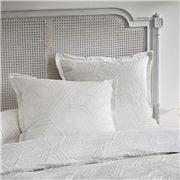 Private Collection - Bree Silver European Pillowcase 65x65cm