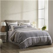 Private Collection - Kalan Natural Quilt Cover Set King 3pce