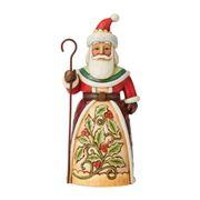 Heartwood Creek - Holly Santa 13cm