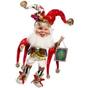 Mark Roberts - Elf Crazy Jester Small 25cm