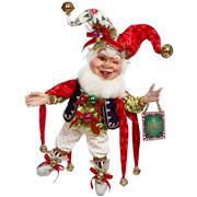 Mark Roberts - Crazy Jester Elf  Medium 45cm