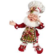 Mark Roberts - Gingerbread Spice Elf Medium 45cm