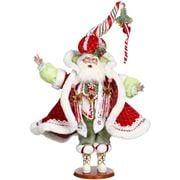Mark Roberts - Candy Cane Santa 55cm