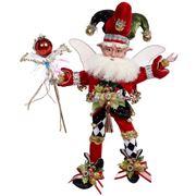 Mark Roberts - Harlequin Jester Fairy Small 28cm