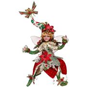 Mark Roberts - Poinsettia Princess Fairy Small 24cm