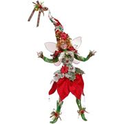 Mark Roberts - Poinsettia Princess Fairy Medium 47cm