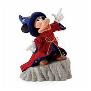 Jim Shore - Possible Dreams Disney Sorcerer Mickey