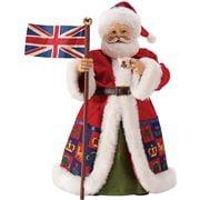 Jim Shore - Possible Dreams Jim Shore/Dept 56 British Santa