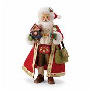 Jim Shore - Possible Dreams German Santa