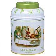 New English Teas - Alice's Adventures Tea Caddy 80 Bags