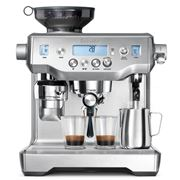 Breville - The Oracle Espresso Machine BES980BSS