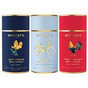 Monista Tea Co. - The Classic Black Collection 3x100g