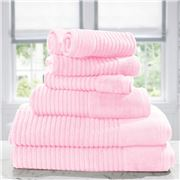 Jenny Mclean - Royal Excellency Baby Pink Towel Set 7pce