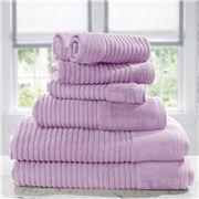Jenny Mclean - Royal Excellency Towel Lilac Set 7pc