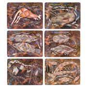 Cinnamon - Injalak Placemat Set 6pce