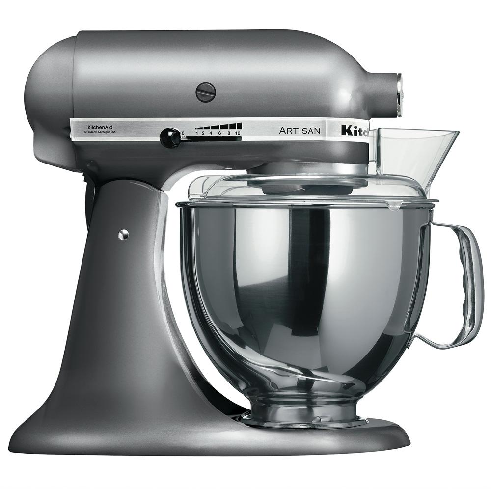 KitchenAid Artisan KSM150 Mixer Metallic Pearl
