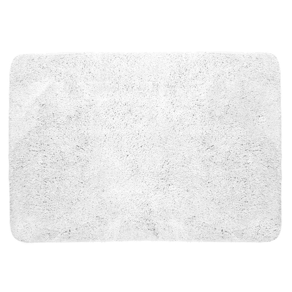New  Bath Gt Bathroom Decor Gt Accent Rugs Gt Shagi Cotton Bath Rug  White