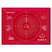 Davis & Waddell - Silicone Red Pastry Mat Large