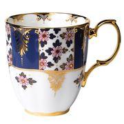 Royal Albert - 100 Years 1900s Regency Blue Mug