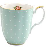 Royal Albert - 100 Years 1930s Polka Rose Mug
