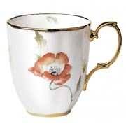 Royal Albert - 100 Years Mug 1970s Poppy