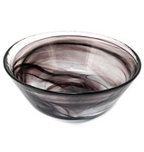 Kosta Boda - Mine Bowl Large Black
