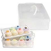Snapware - Cookie & Cupcake Carrier