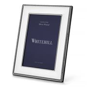 Whitehill - Beaded Frame 10x15cm