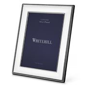 Whitehill - Beaded Frame 13x18cm