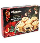 Walkers - Luxury Fruit Mince Pies 372g