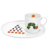 Portmeirion - Very Hungry Caterpillar Mug & Snack Plate Set