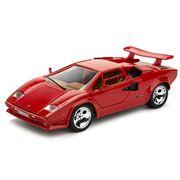 Bburago - Lamborghini Countach 5000 1/24 Quattrovalvole