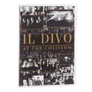 Sony - DVD Il Divo Live at the Coliseum